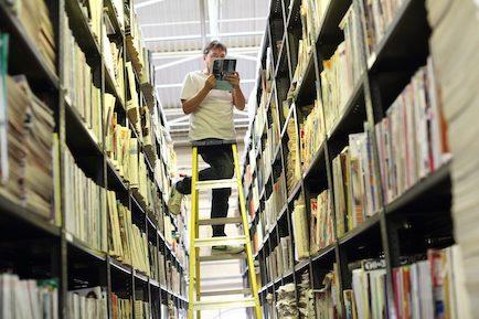 160 000 magazines rares à numériser
