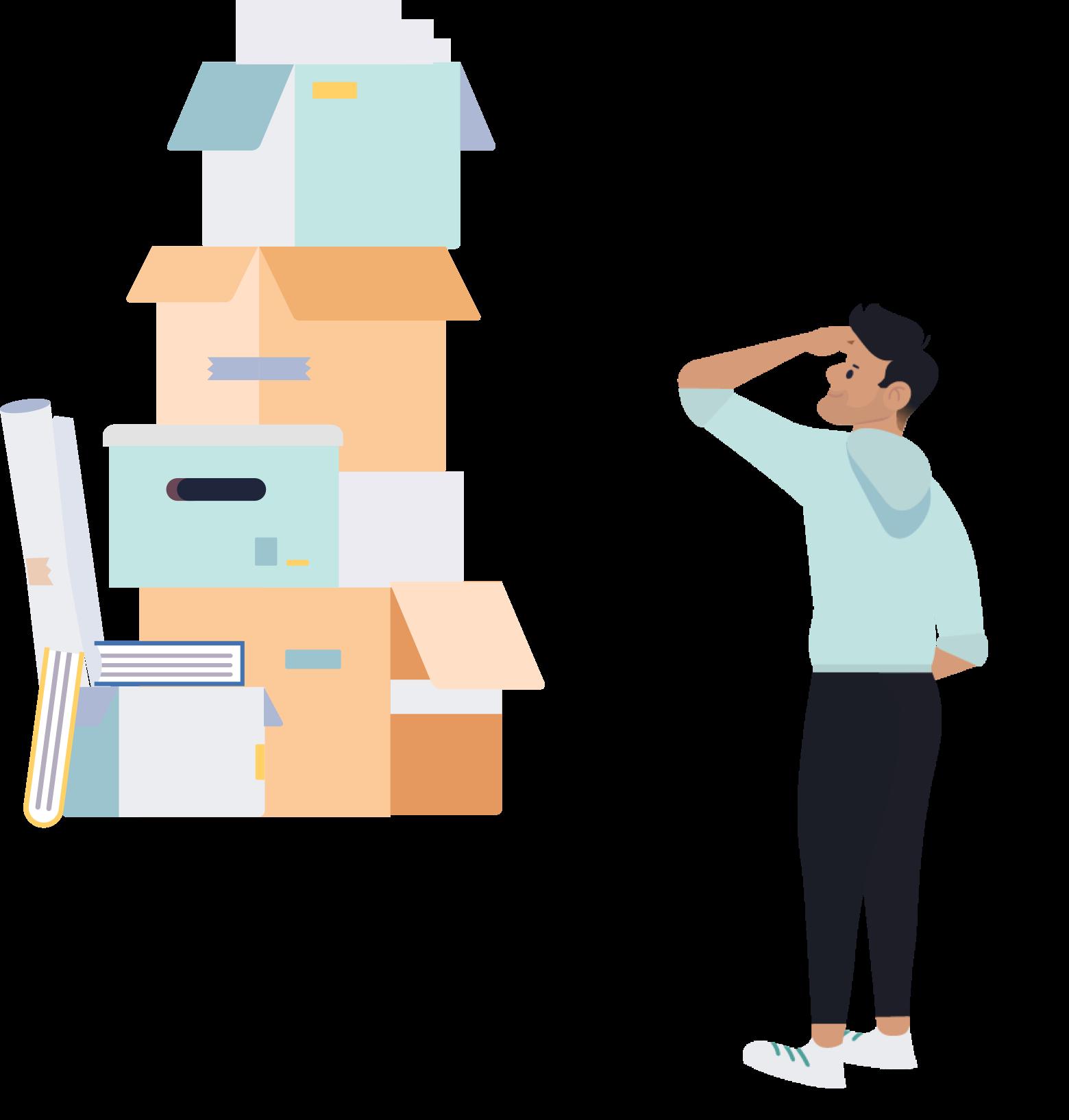 Confier l'archivage de documents à un professionnel