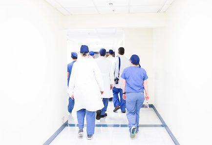 Numérisation de dossiers médicaux