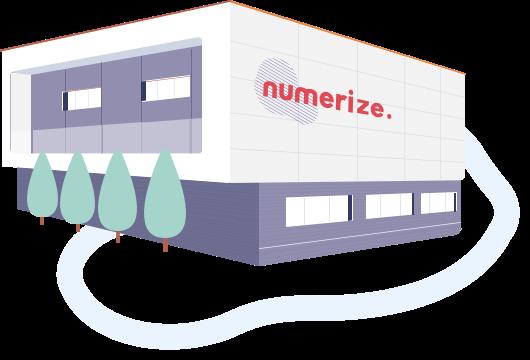 Numerize société de numérisation de documents